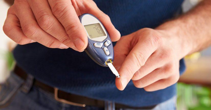 Tärkeä osa diabeteshoitoa on sairauden tunnistaminen.