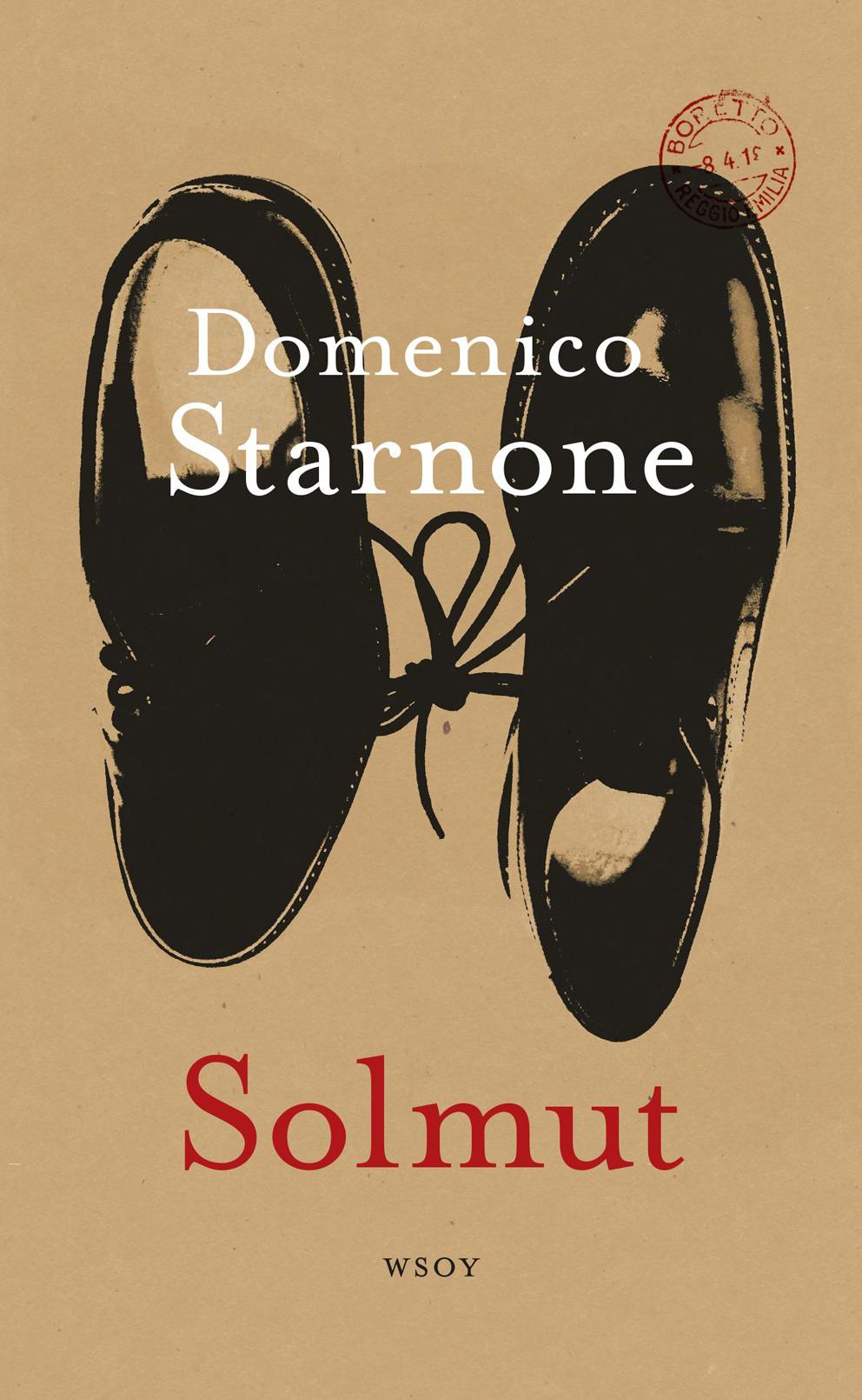 Domenico Starnone: Solmut, käännös Leena Taavitsainen-Petäjä