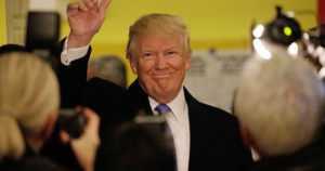Donald Trump teki saman tempun kuin Tony Halme