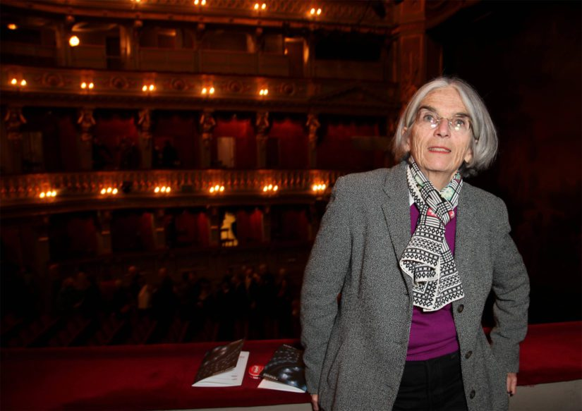 Donna Leon rakastaa oopperaa ja etenkin barokkimusiikkia. (Kuva AOP)