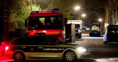 Pommi-isku jalkapallojoukkuetta vastaan – kolme räjähdettä oli piilotettu bussin reitille