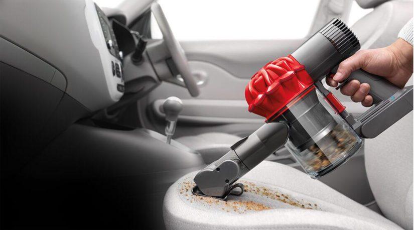 Dyson on tunnettu innovatiivisista pölynimureistaan, jolla on voinut puhdistaa myös autoja.