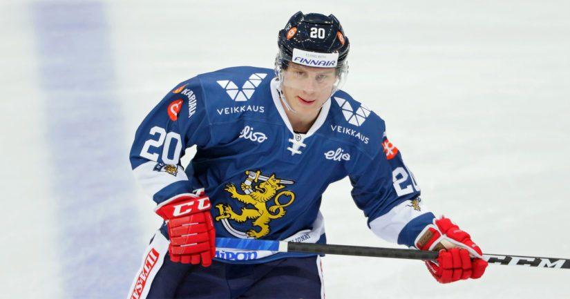 Nuori Eeli Tolvanen antoi olympianäyttönsä miesten maajoukkueessa, seuraavaksi on vuorossa alle 20-vuotiaiden maajoukkue.