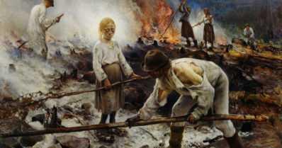Huhtikuu on sulamakuu – roomalaiset omistivat sen rakkauden jumalalle