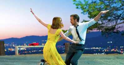 """Elokuva """"La La Land"""" tanssi ja lauloi itselleen eniten Oscar-ehdokkuuksia"""