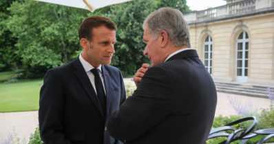 """Presidentti Niinistö keskusteli Pariisissa Euroopan turvallisuudesta – """"Eräs sisältö olisi selkeyttää Venäjä-suhdetta"""""""