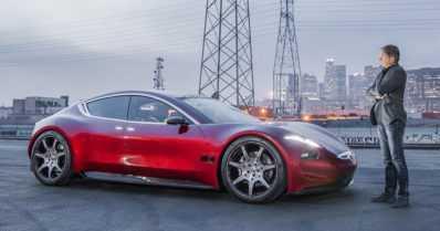 Henrik Fiskerin uusin luomus esiteltiin Las Vegasissa – sporttinen sähköauto seuraa huono-onnisen Karman renkaanjäljillä