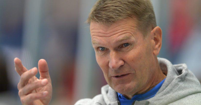 Erkka Westerlund tunnetaan niin Suomen maajoukkueen kuin Jokereidenkin valmentajana, nyt hän luotsaa Salavat Ufaa.