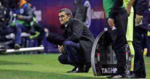 Joutuuko FC Barcelona etsimään uuden päävalmentajan? –