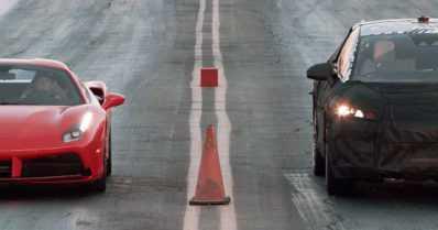Kilpailu nopeimmasta sähköautosta on alkanut!