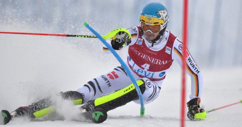 Kokeneelle Felix Neureutherille Levin cupvoitto oli jo hänen uransa kolmastoista.