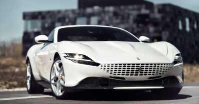 Ferrari Roma palauttaa klassisen muotoilun kunniaan – palkittiin jo vuoden kauneimpana autona