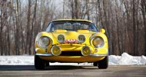 Monte Carlo -rallissa kisannut Ferrarin testiprototyyppi huutokaupataan – hinta voi kivuta seitsemään miljoonaan