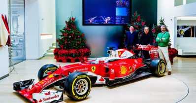 Ferraripomo vihjaili Alfa Romeon paluusta F1-sarjaan