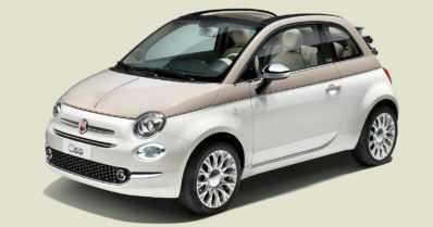 Fiat retroilee Geneven autonäyttelyssä