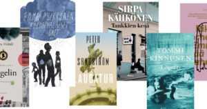 Historia vahvasti läsnä kaunokirjallisuuden Finlandia-ehdokkaissa