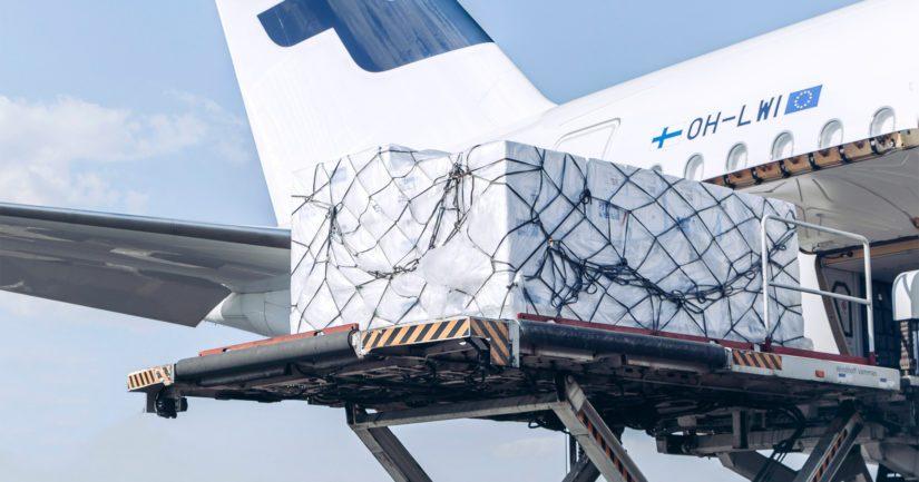 Kiinasta lentoteitse rahdatuista hengityssuojaimista on aiheutunut sotkuinen vyyhti.