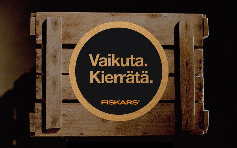Vastuullisuus on ollut aina Fiskarsin toiminnan ytimessä.