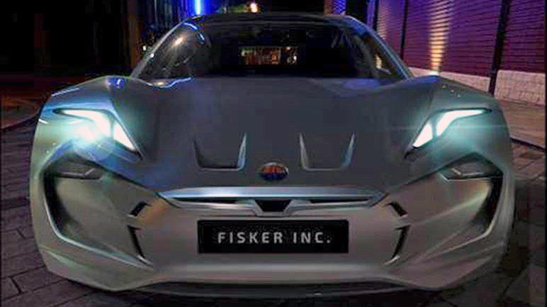 Fiskerin uusi urheiluauto on melkoinen monsteri