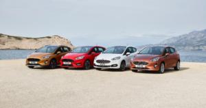 Ford Fiesta uudistui varsin varovaisesti