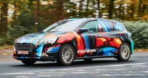 Uusi Ford Focus tulee pian – autosta julkaistiin jo ensimmäinen kuva