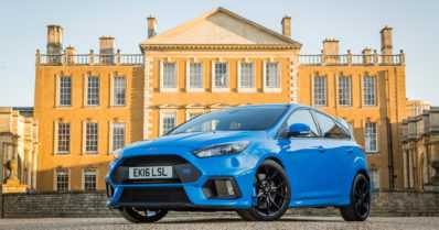 Ford harkitsee kuumia RS-versioita katumaastureistaan