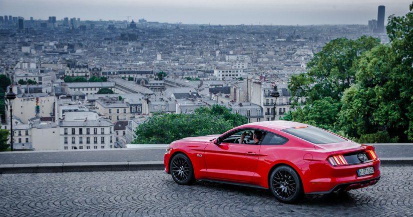 Hybridi-Mustang tulee myyntiin vuonna 2020, ja se on aluksi saatavilla vain Pohjois-Amerikassa.