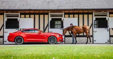 Ford Mustangilla on paikkansa tulevinakin vuosina