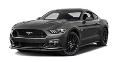 Ford Mustang floppasi pahasti törmäystestissä