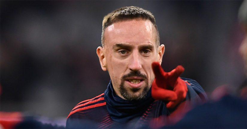 Franck Ribery solvasi ärhäkkäästi omaa käytöstään sosiaalisessa mediassa kritisoineita.