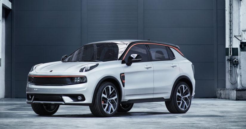 Tämä upouusi kiinalaisauto on Volvo valepuvussa