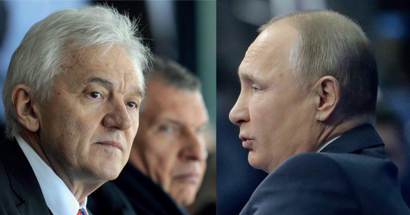 Maailman rikkain suomalainen on Gennadi Timtšenko, Vladimir Putinin hyvä ystävä, jolla on sekä Suomen että Venäjän kansalaisuus.