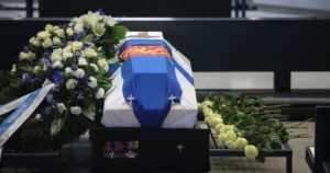 Viimeinen Mannerheim-ristin ritari haudattiin –