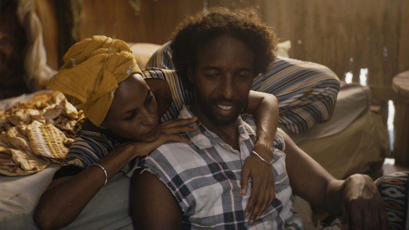 Guled & Nasra on ensimmäinen suomalainen näytelmäelokuva, joka on puhuttu kokonaan somaliksi.