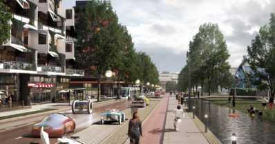 Helsingin yleiskaava perustuu haavemaailmaan