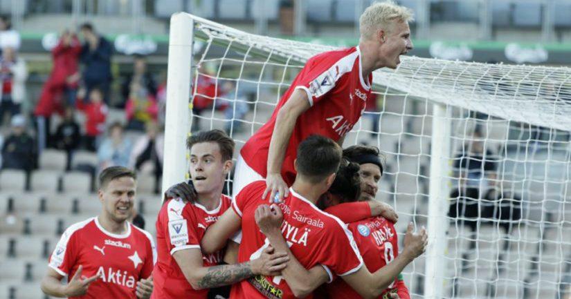 HIFK palasi 2010-luvulla Veikkausliigaan yli 40 vuoden tauon jälkeen