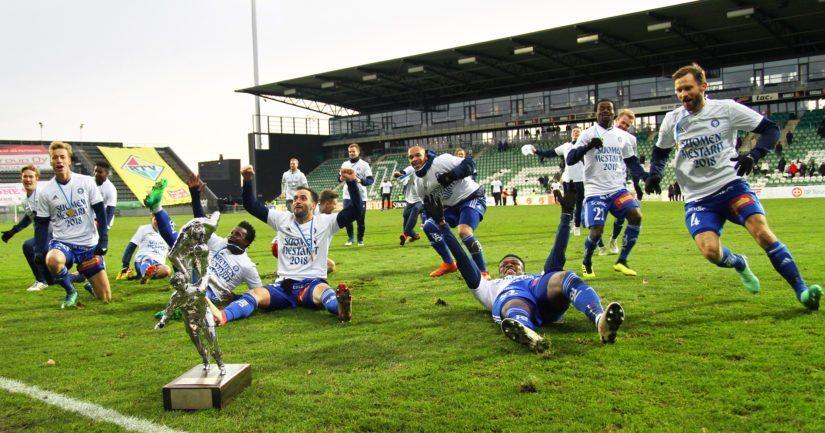 HJK on 29 mestaruudellaan kahminut itselleen yli neljänneksen Suomen mestaruuksista.