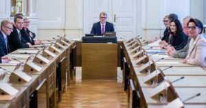 Hallitus antoi tiedonannon työllisyyspolitiikasta – tulossa luottamusäänestys eduskunnassa