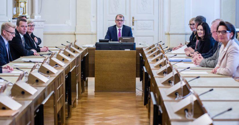 Valtioneuvosto on lähettänyt eduskunnalle kirjelmän valtioneuvoston jäsenten sidonnaisuuksista.