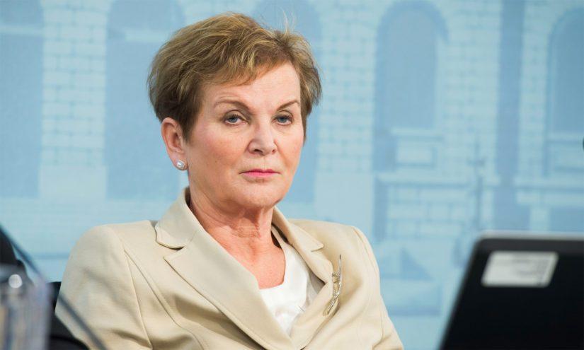 Ympäristöministeriön kansliapäällikkö Hannele Pokka toteaa, että edes viisi miljoonaa veronmaksajien rahaa ei välttämättä riitä.