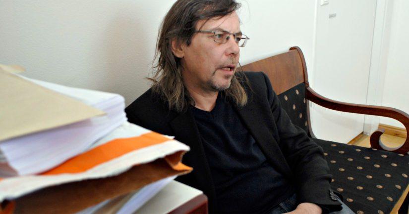 Harri Haanpää on kustannustoimittanut merkityksellistä suomalaista kaunokirjallisuutta yli 30 vuoden ajan.