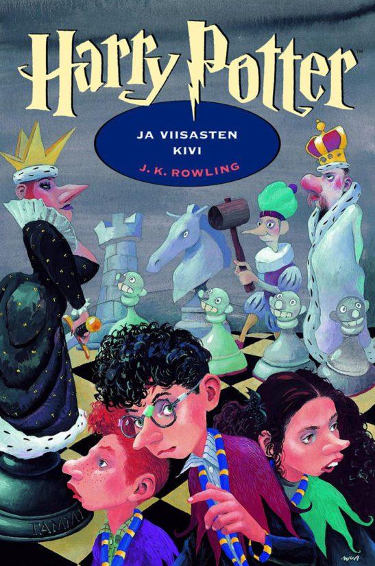 J.K. Rowling: Harry Potter ja viisasten kivi
