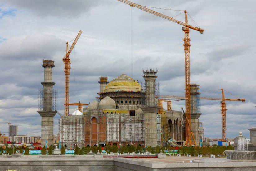 Helsingin suurmoskeijan rakennushankkeen budjetti olisi noin 140 miljoonaa euroa.