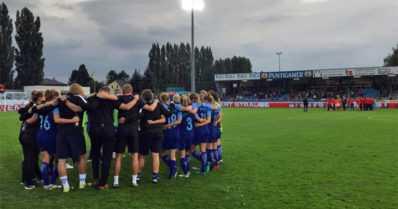 Suomen naisten jalkapallomaajoukkueen urakka päättyi – MM-paikka jäi haaveeksi