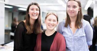 Aalto-opiskelijat kutsuttiin muotijätin designosastolle Tukholmaan
