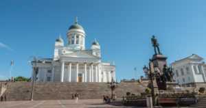 Helsingin tuomiokirkon päätorni aukeaa yleisölle – virtuaalisessa vierailussa