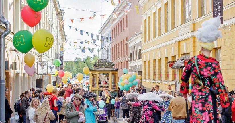 Helsingin kaupunginmuseo avautui Senaatintorin kulmalla viime vuoden toukokuussa.