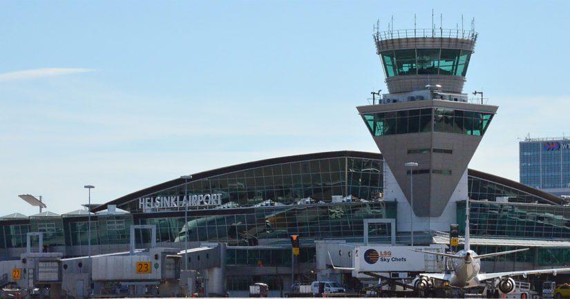 Ulkorajan ylitti Helsinki-Vantaan lentoasemalla heinäkuussa lähes 543 000 henkilöä.