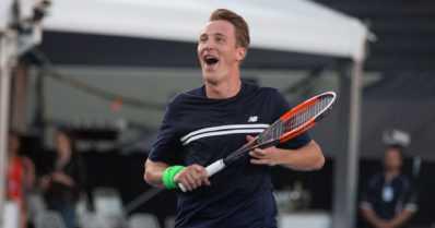 Nyt se on sinetöity – Henri Kontinen on tenniksen maailmanlistan ykkönen!