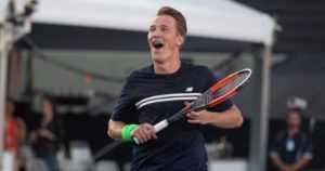 Wimbledon oli suomalaisittain pettymys – laulukuoroon aikaisessa vaiheessa